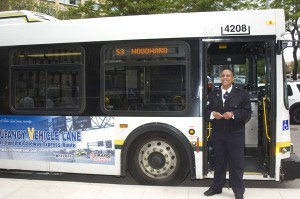 DDOT bus and driver