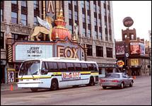 DDOT bus at Fox(1)