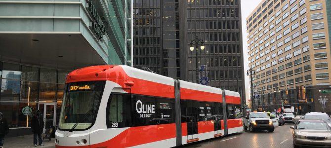 M-1 Rail's QLINE Opening May 12, Seeking Volunteers
