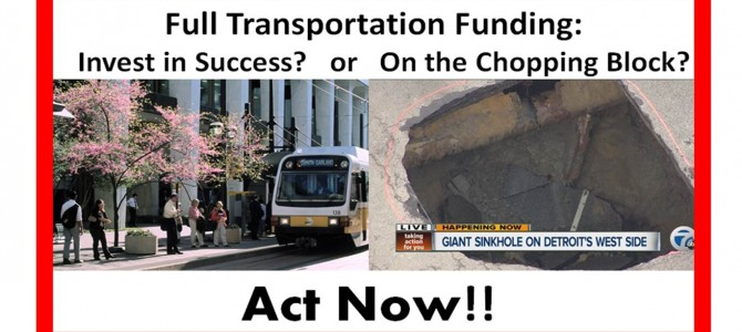 Transit Funding: Invest in Success or On the Chopping Block?