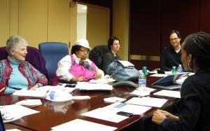 TRUs 2013 Board of Directors debates plans and priorities