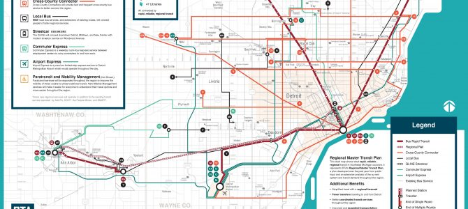The Regional Transit Master Plan is here!!