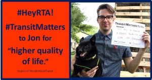 HeyRTA TM for quality of life