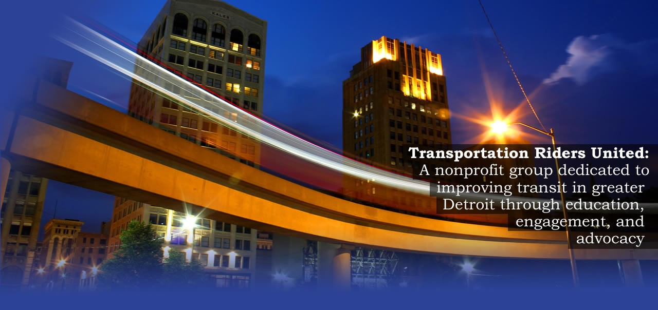 Transportation Riders United