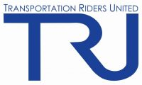 TRU - Transportation Riders United logo
